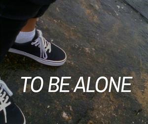 alien, alone, and vsco image