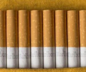 art, cigarrets, and header image