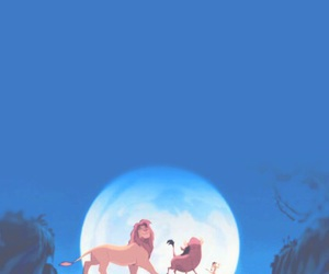 wallpaper, disney, and hakuna matata image