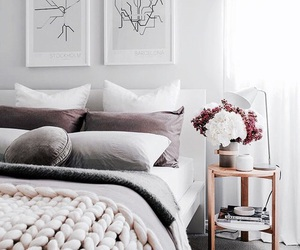 beautiful, bed, and life image