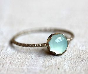 beautiful, ring, and greenwater image