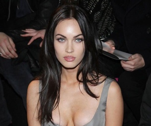beauty, brunette, and megan fox image