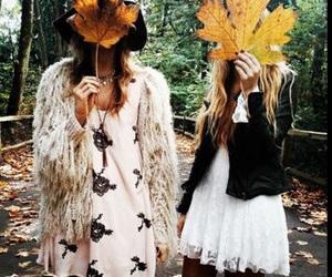 autumn, fashion, and fall image