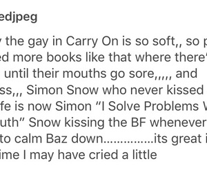 book, carry on, and gay image