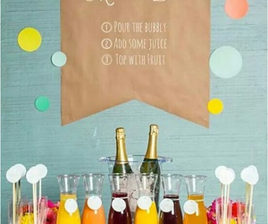 mimosa and party image