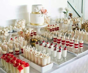 food, party, and sweet image