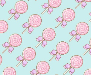 background, wallpaper, and lollipop image