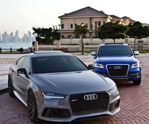 audi, cars, and moment image