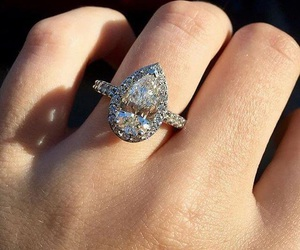 beauty, chic, and diamond image