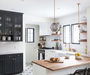 decoration, design, and kitchen image
