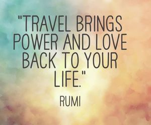 life, travel, and love image