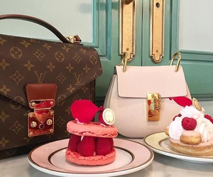 chloe, Louis Vuitton, and luxury image