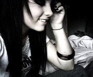 emo, smile, and brookelle bones image
