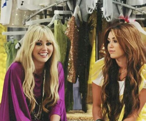 miley cyrus, hannah montana, and miley image