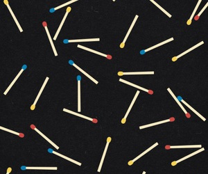 pattern, background, and matchsticks image
