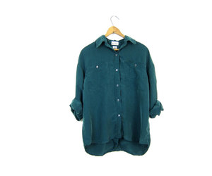 etsy, button up blouse, and long sleeve shirt image