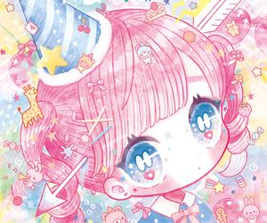 anime, cut girl, and kawaii image