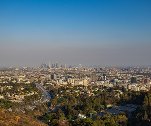 american, Angeles, and downtown los angeles image