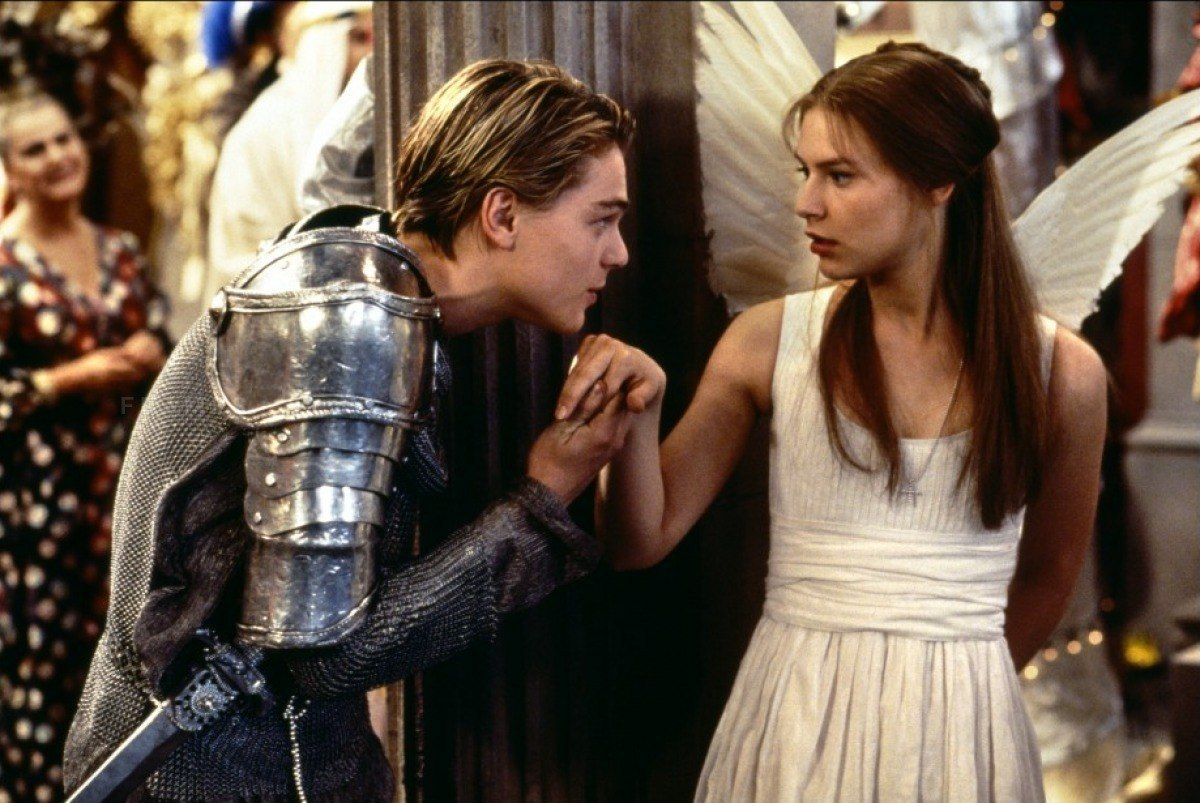 romeo and juliet, leonardo dicaprio, and romeo image