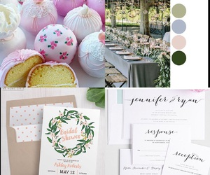 ideas, wedding, and save the date image