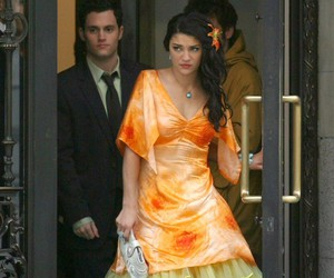 gossip girl, vanessa, and dan humprey image