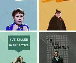 harry potter, neville longbottom, and quote image