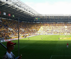 dresden, stadion, and fußball image