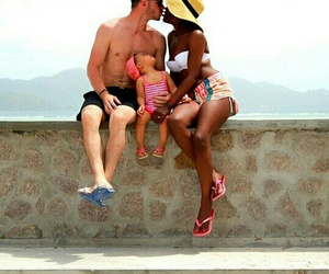 black, family, and goal image