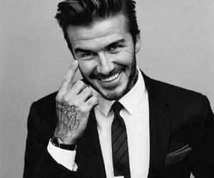 David Beckham, celebrity, and boy image