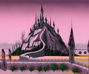 disney, sleeping beauty, and walt disney image