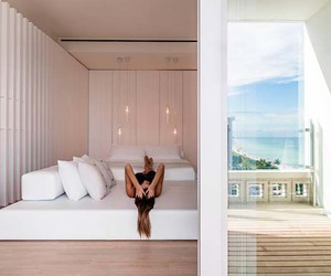 architecture, beach house, and beautiful image