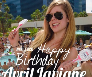 2010, Avril Lavigne, and baby image