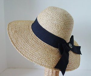 etsy, equestrian straw hat, and equine straw hat image