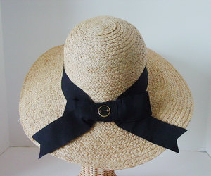 etsy, beach hat, and women hats image