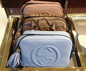 bag, gucci, and luxury image