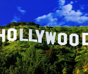 hollywood and los angeles image
