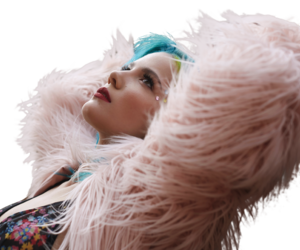 halsey, badlands, and indie image