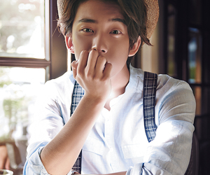 gongchan, b1a4, and handsome image