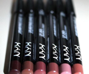 chic, colorful, and NYX image