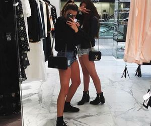 fashion, friends, and goals image