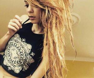 Chica, cabello, and dreadlock image