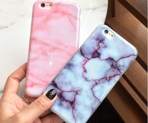 iphone, pink, and case image