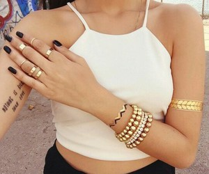 accessories, chic, and girl image