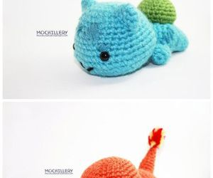 pokemon, funny, and knitting image
