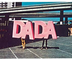 dada and pink image