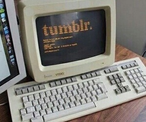 tumblr, grunge, and computer image