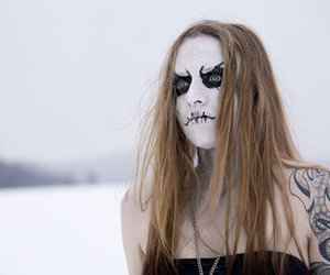 Black Metal and corpse paint image