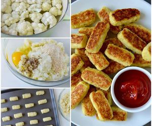 baked, cheese, and tots image