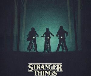 stranger things, netflix, and finn wolfhard image