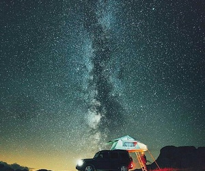 car, night, and Dream image